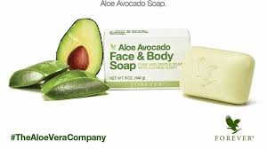 Avocado Face & Body Soap
